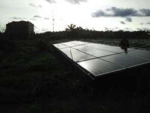 Energizing Rural Health Services in Sierra Leone