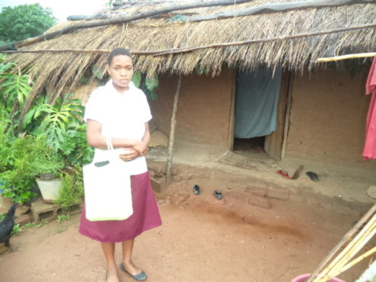 Send Tesha Simwera and 29 other girls to school
