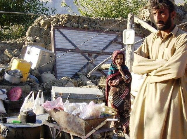 Earthquake Recovery for 70,000 People in Pakistan