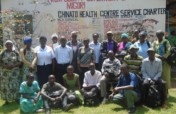 Support Training of 150 CHV's on iCCM in Kenya
