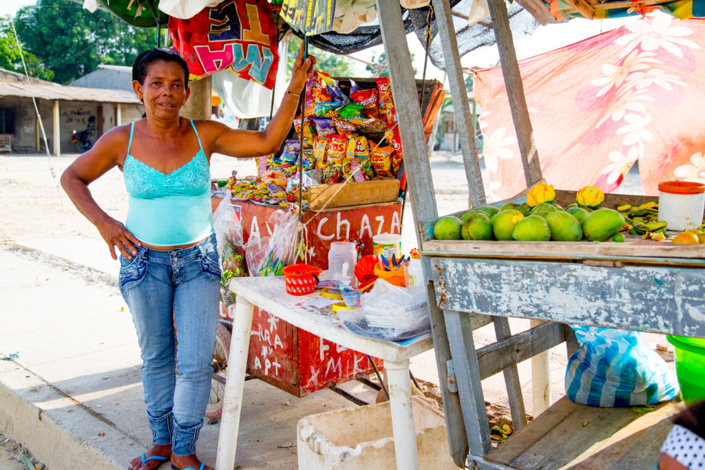 Empower Entrepreneurs Throughout Colombia