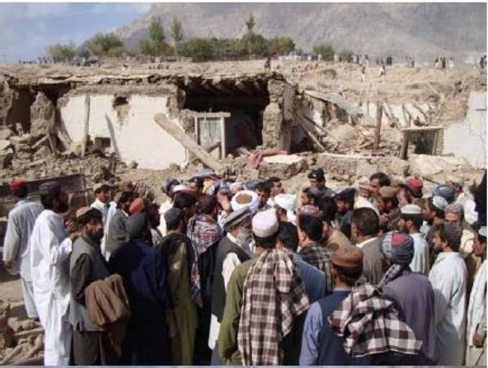 Support quake affected families in Balochistan