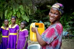 Joanna, a School Proprietor in Ghana