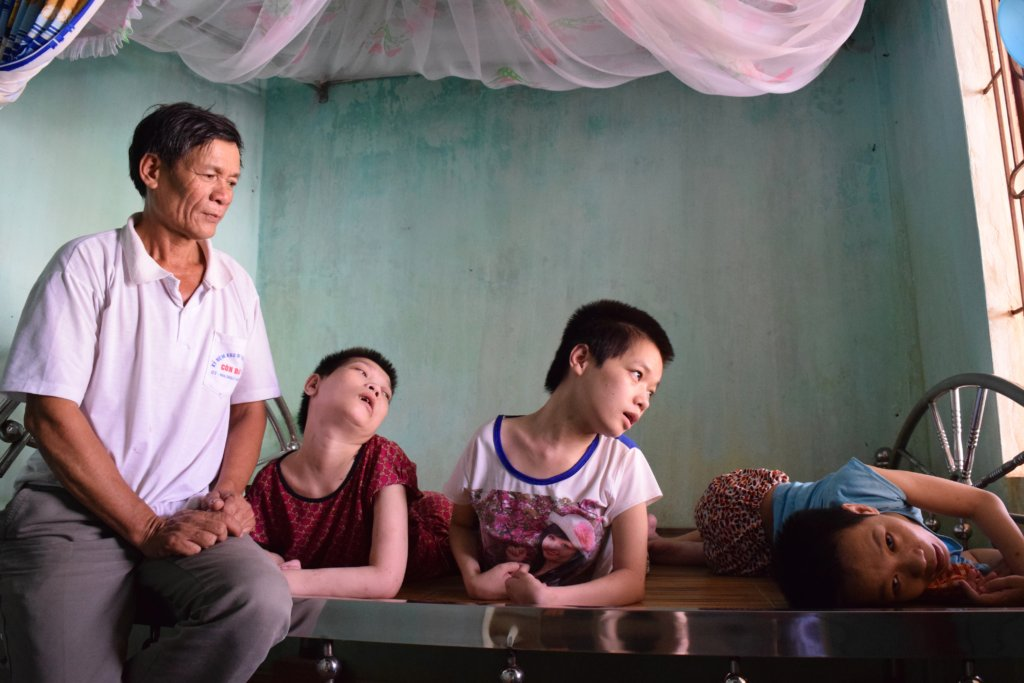 Help a Family Affected by Agent Orange