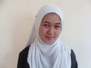 Tahera- Rokhshana High School student