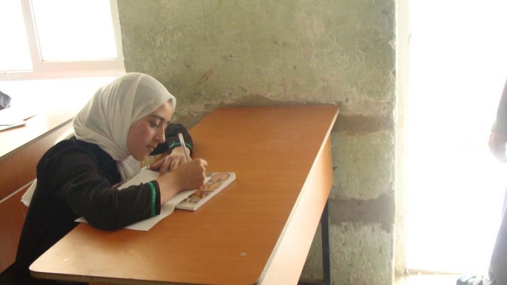 Ellaha - peace education student