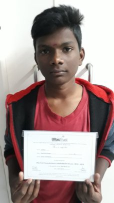 Narasimha Ullas Winner