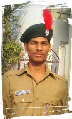 Ch in National Cadet Corps