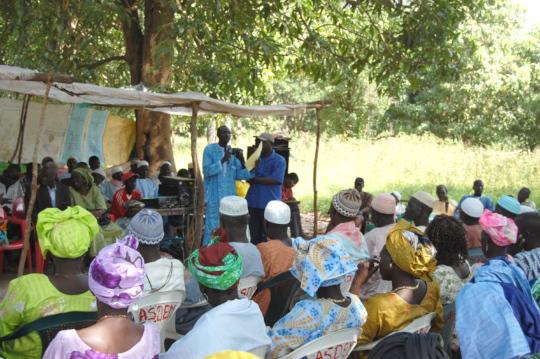 Karuna Ctr/APAC's earlier work for inclusive peace