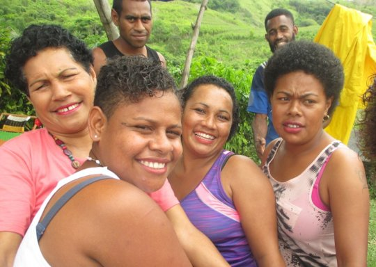 Taveuni Women Power
