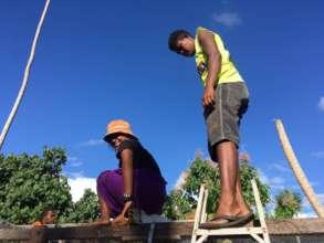 Women builders