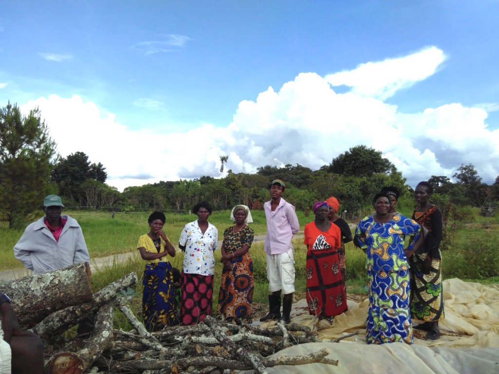 Empowered farmers are environmental stewards