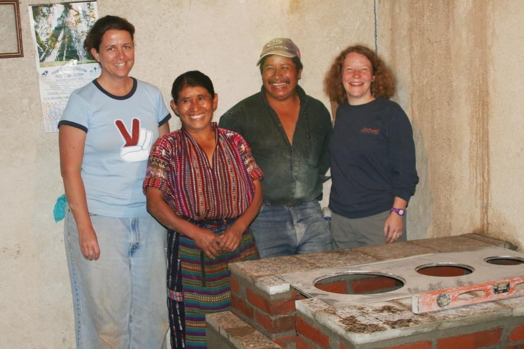 Energy Efficient Cooking Stoves in Lake Atitlan