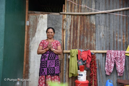 Restore Home-stay run by 10 farmer women in Nepal