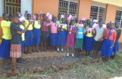 Support 200 Rural School Girls with Sanitary Pads