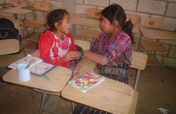 School for Mayan Children, Lake Atitlan, Guatemala