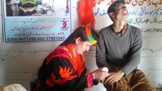 Provide Medical Facilities to KALASH Community