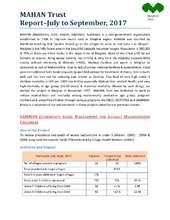 MAHAN report Jul-Sep 2017 (PDF)