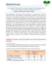 Reduce Malnutrition & Death of 2000 Tribal People (PDF)