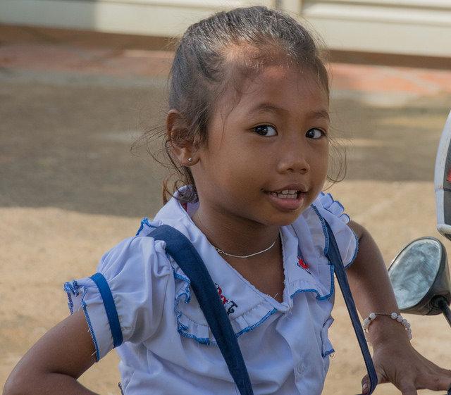 """Back to School"" for Children in Cambodia!"