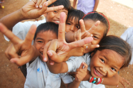 """Back to School"" for Children in Cambodia!"