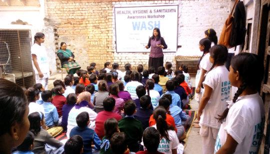 WASH Workshop