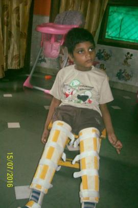 Give care & shelter to 25 orphans in Delhi monthly