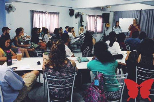 Trauma Counseling Seminar at Tamar