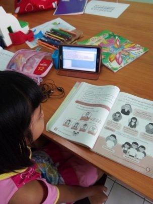 Online school for Tamar Children