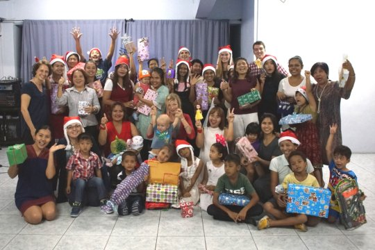 Tamar Christmas Celebration