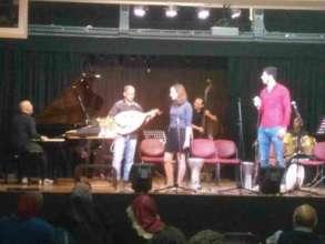 Performing 1