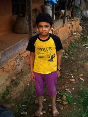 Kinship Care Scholarship Recipient Rohit