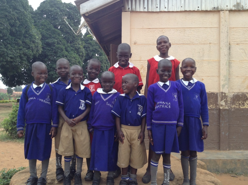Our sponsored children