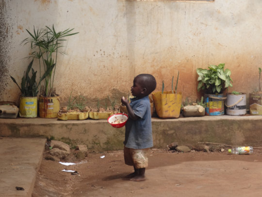 Feed 400 Infants for a Year in Northern Uganda