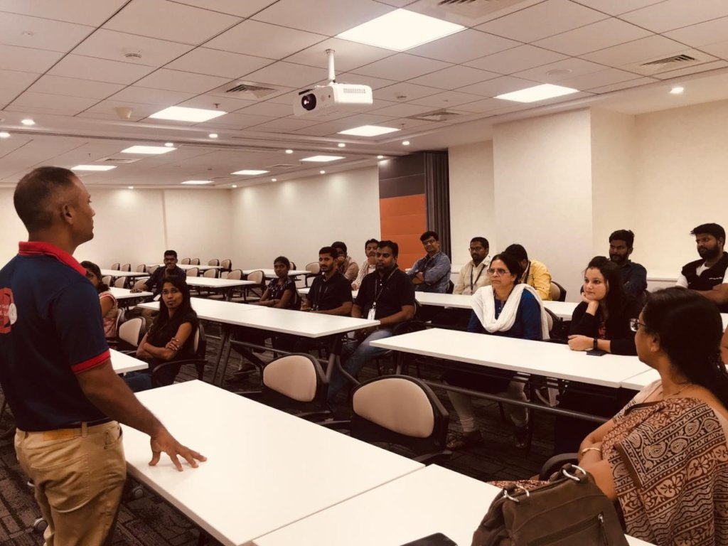 Dr. Dhiraj - Awareness Session