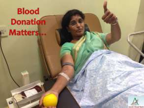 Blood Donation Matters