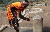 Provide water in Samburu, Kenya