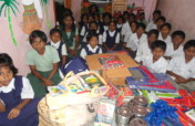 Donate Education Material for Orphan Children