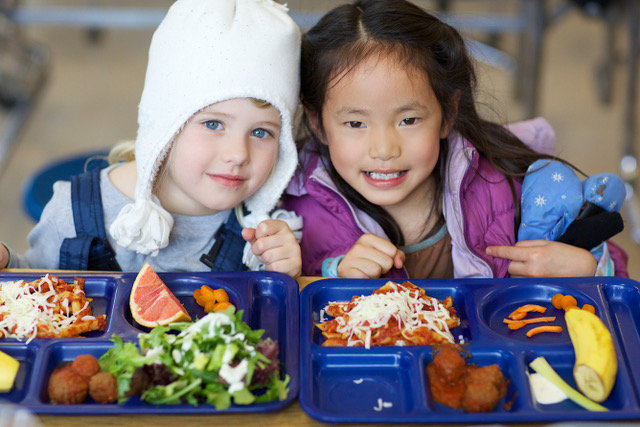 The Real School Food Project