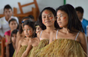 Music Classes in the Amazon for 30 Students