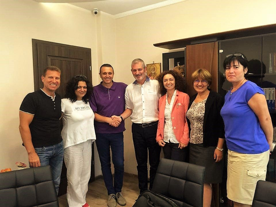 Help 140 Bulgarian NGOs to Build Children's House