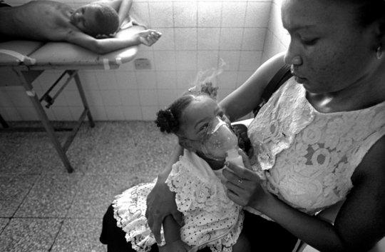 Improving Children's Health in Dominican Republic