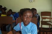 Orphan Vera needs your help to go to school, Ghana
