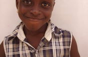 Orphan Mary needs your help to go to school, Ghana