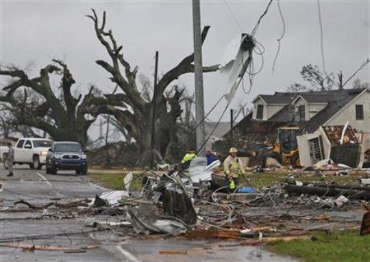 Louisiana Flood & Tornado Survivors Need Your Help