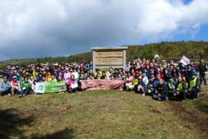 Plant 1000 trees in Miyako in 2017 for fishery