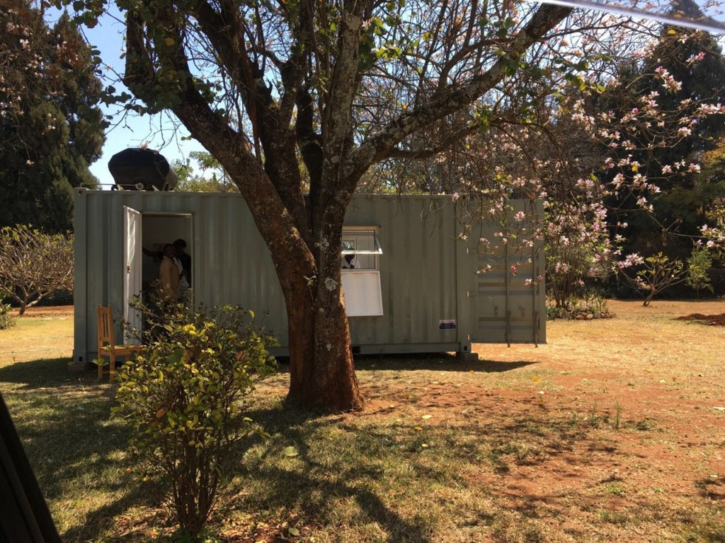 Mobile Science Lab to Impact students in Zimbabwe