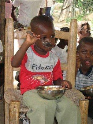 Childhood Malnutrition in post-earthquake Haiti