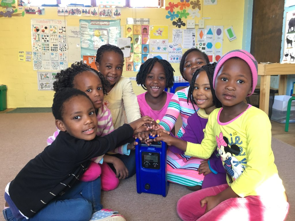 SoundStart: Audio Learning for ECD in South Africa