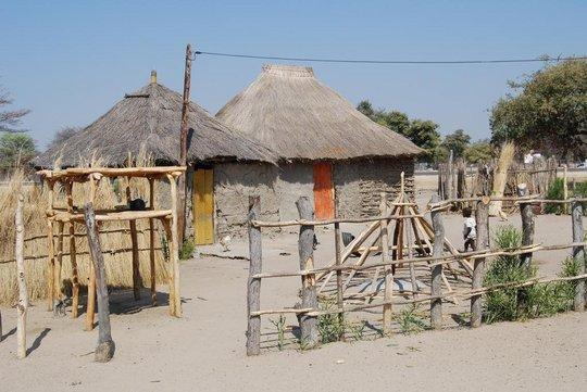Griffin's hut